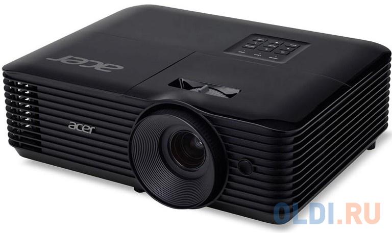 Проектор Acer X138WHP 1280x800 4000 люмен 20000:1 черный MR.JR911.00Y acer sa230 23 черный