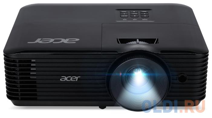 Проектор Acer X1127i DLP 400Lm (800x600) 20000:1 ресурс лампы:6000часов 1xUSB typeA 1xHDMI 2.7кг проектор acer x138wh dlp mr jq911 001