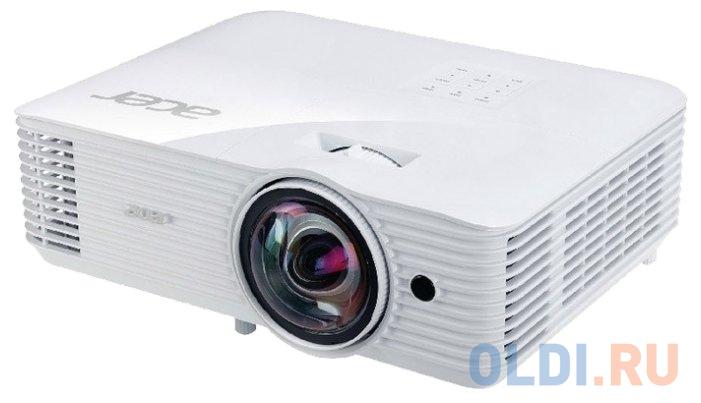 Фото - Проектор Acer S1286H DLP 3500Lm (1024x768) 20000:1 ресурс лампы:4000часов 1xHDMI 3.1кг проектор viewsonic ps750w dlp 3300lm 10000 1 3000час 2xusb typea 1xhdmi 6 1кг