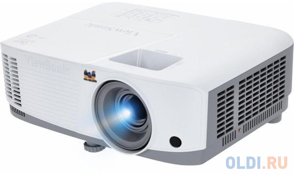 Фото - Проектор ViewSonic PA503W 1280x800 3600 люмен 22000:1 белый проектор