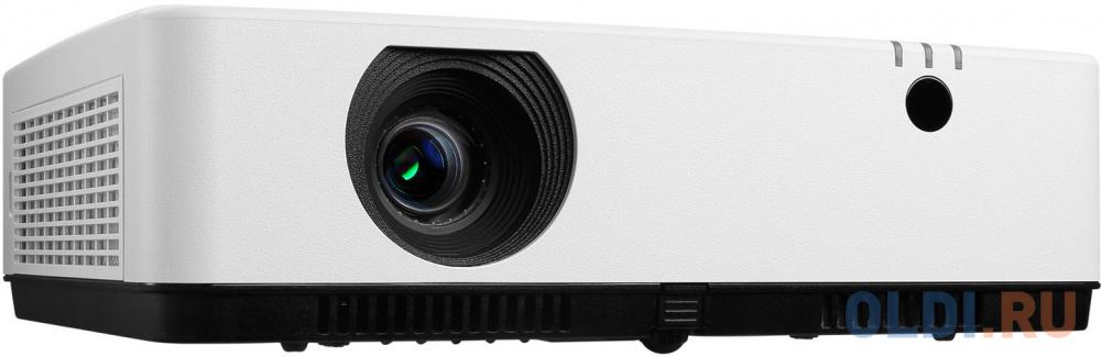 Фото - Проектор NEC MC342X 1024x768 3400 лм 16000:1 белый проектор nec np um351w wk