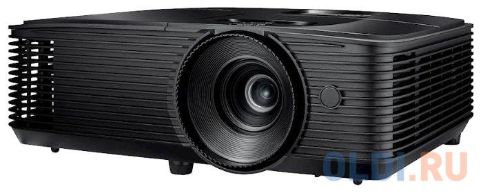 Фото - Проектор Optoma DW318e 1280x800 3700 люмен 20000:1 черный E1P1A1YBE1Z3 проектор