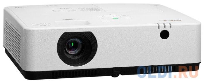 Фото - Проектор NEC MC332W (MC332WG) 3LCD, 3300 ANSI lumen, WXGA, 16000:1, лампа 15000 ч.(Eco mode), HDMI x2, VGAin, VGAout, USB A, USB B, 1 x RCA, RJ45, RS232, Audio in, Audio out, 16Вт моно, 3.1 кг проектор nec mc342x 1024x768 3400 лм 16000 1 белый