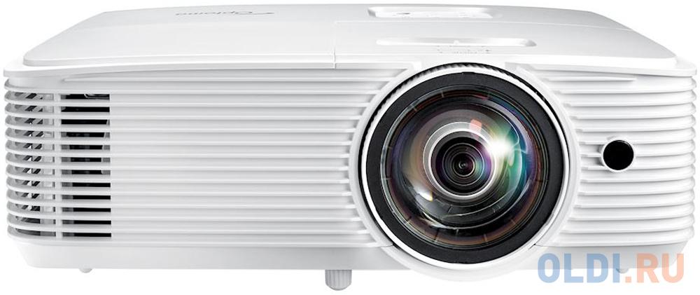 Фото - Проектор Optoma W308STe Full 3D; DLP, WXGA (1280*800), 3600 ANSI Lm, 22 000:1, Короткофокусный TR 0.521:1; HDMI 1.4a x1; VGA (YPbPr/RGB) x1;Composite x1; AudioIN x1; VGA Out; Audio Out;USB-A power 1A;RS232;10W x1; 26dB; 3.0 кг. белый [E1P1A28WE1Z1] casio era 200db 1a