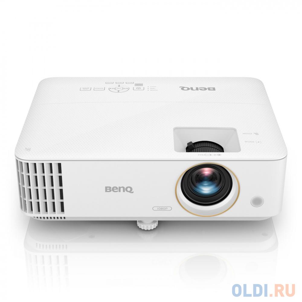 Проектор BENQ TH585 1920х1080 3500 люмен 10000:1 белый 9H.JLS77.13E фото