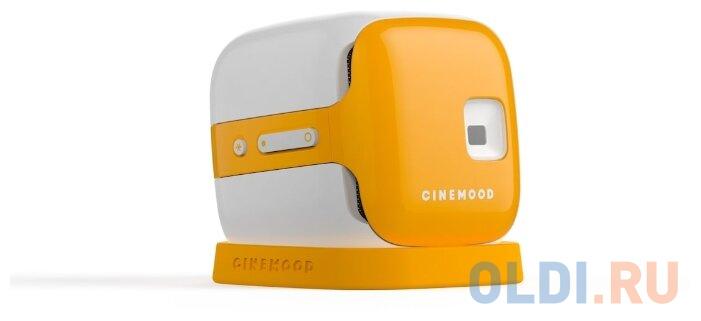 Фото - Portable projector CINEMOOD Диакубик, CNMD0016LE 3M с карточкой подписки на 3 месяца DKBK3M cinemood умный чехол для проектора cinemood hooplakidz