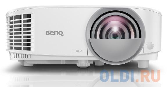 Фото - Проектор BENQ MX808ST 1024x768 3000 люмен 20000:1 белый 9H.JGP77.13E проектор nec mc342x 1024x768 3400 лм 16000 1 белый