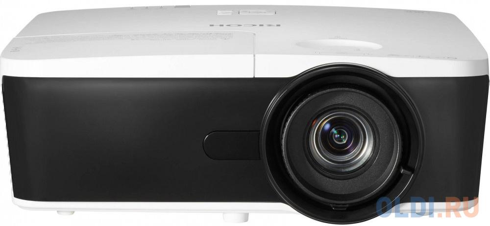 Фото - Проектор Ricoh PJ X5580 1024x768 6000 люмен 9000:1 черный белый проектор nec mc342x 1024x768 3400 лм 16000 1 белый
