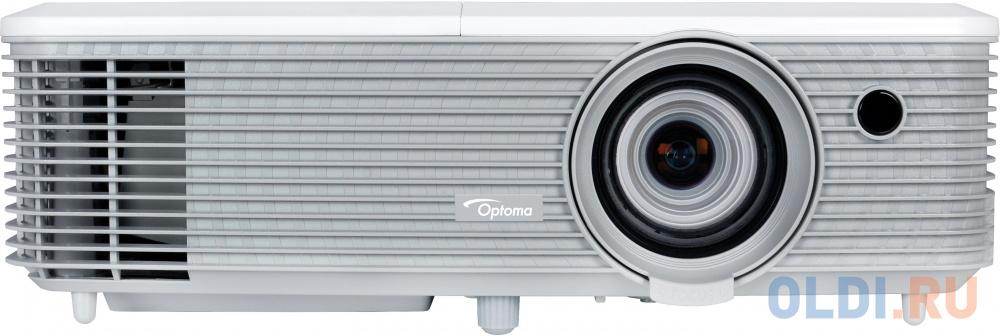 Фото - Проектор Optoma X400 1024x768 4000 люмен 22000:1 белый 95.78B01GC0E проектор nec mc342x 1024x768 3400 лм 16000 1 белый
