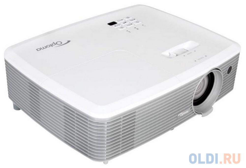 Фото - Проектор Optoma X400+ 1024x768 4000 люмен 22000:1 белый 95.78K01GC0E проектор nec mc342x 1024x768 3400 лм 16000 1 белый