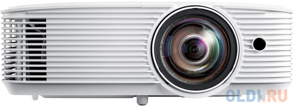 Фото - Проектор Optoma W318STe Full 3D;DLP,WXGA (1280*800),3800 ANSI Lm,22 000:1,Короткофокусный TR 0.521:1;HDMI 1.4a x2+MHL;VGA (YPbPr/RGB)x2;Composite x1;MicINx1; AudioIN;VGA Out;AudioOut;USB-A power 1A;RS232;RJ45x1;10Wx1;26dB;3.0 кг. белый [E1P1A29WE1Z1] sim7100a chipset modem 4g rs232 usb lte modem support tcp ip