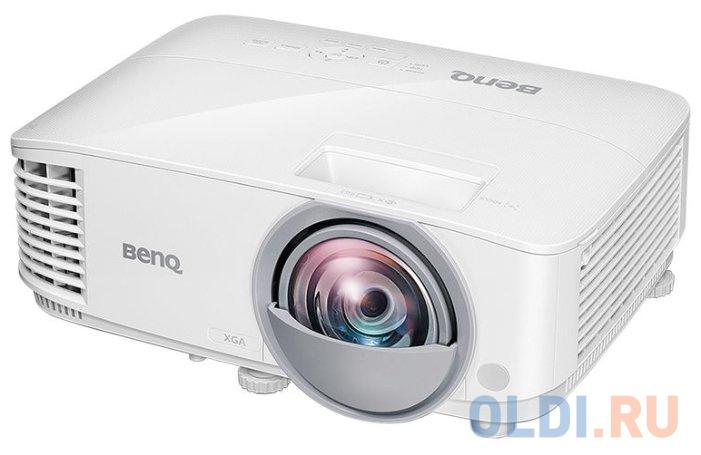 Фото - Проектор BENQ MX825ST 1024x768 3300 люмен 20000:1 белый 9H.JGF77.13E проектор nec mc342x 1024x768 3400 лм 16000 1 белый