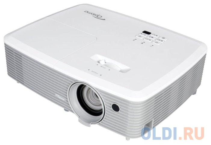 Фото - Проектор Optoma W400 1280x800 4000 люмен 22000:1 белый 95.78C01GC0E проектор