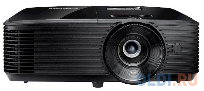 Фото - Проектор Optoma HD144X 1920х1080 3200 люмен 23000:1 черный проектор optoma hd27e