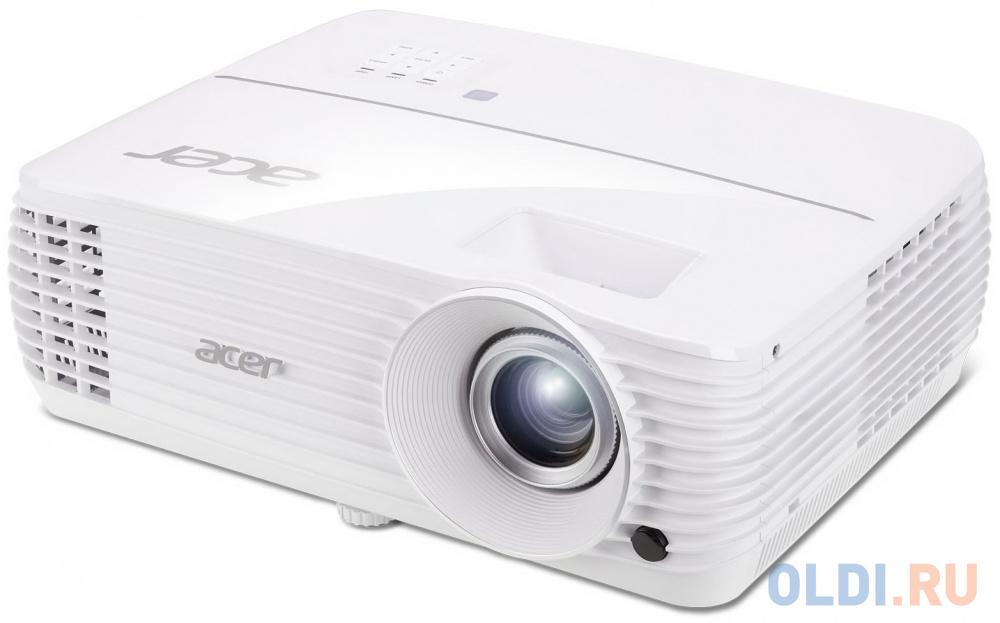 Фото - Проектор Acer V6810 3840x2160 2200 люмен 10000:1 белый MR.JQE11.001 проектор