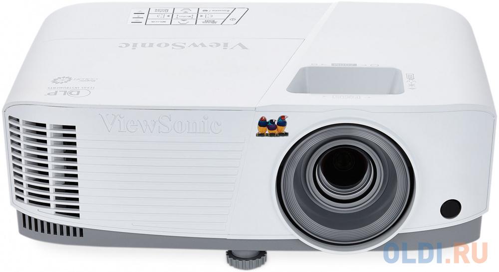 Фото - Проектор ViewSonic PG603X 1024x768 3600 люмен 22000:1 белый VS16973 проектор nec mc342x 1024x768 3400 лм 16000 1 белый