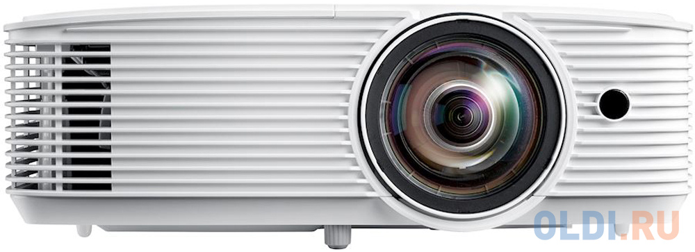 Фото - Проектор Optoma X308STe 1024x768 3500 люмен 22000:1 белый E1P1A26WE1Z1 проектор nec mc342x 1024x768 3400 лм 16000 1 белый