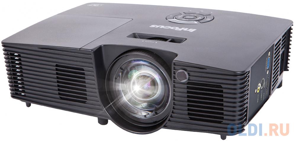 Проектор InFocus IN116xv 1280x800 3800 лм 26000:1 черный.