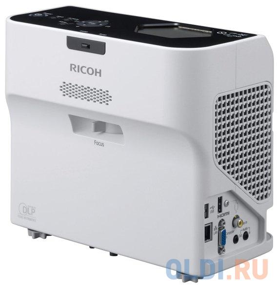 Фото - Проектор Ricoh PJ WX4152N 1280x800 3500 люмен 13000:1 белый 432106 проектор