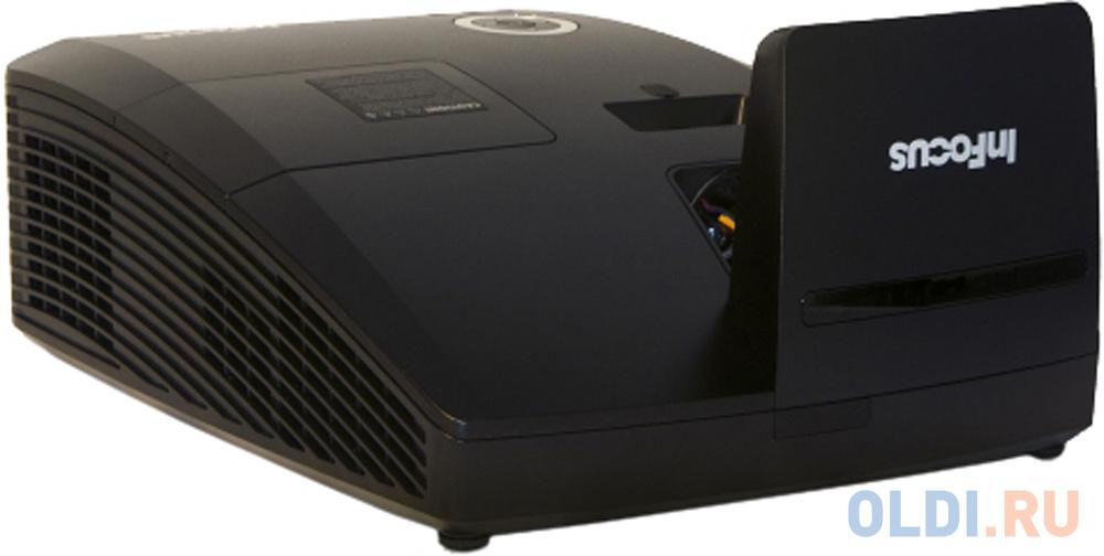 Фото - Проектор INFOCUS IN136ST DLP, 4000 ANSI Lm,WXGA (1280x800), 28500:1, 0.521:1, 3.5mm in,Composite video, VGA, HDMI 1.4a x3 (поддержка 3D), USB-A (для SimpleShare и др.), лампа 15000ч.(ECO mode),3.5mm out, Monitor out(VGA),RS232,RJ45,21дБ, 3.2 кг. проектор