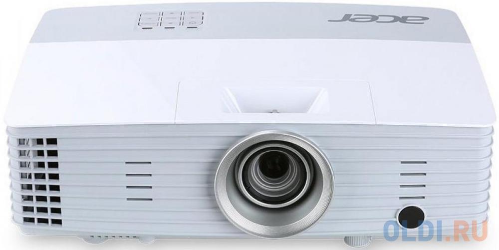 Фото - Проектор Acer P5327W DLP 1280x800 3200Lm 20000:1 VGA HDMI S-Video RS-232 MR.JLR11.001 проектор acer p5327w черный [mr jlr11 001]