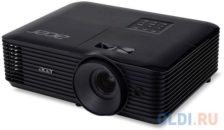 Проектор Acer X128HP 1024x768 4000 люмен 20000:1 черный MR.JR811.00Y acer sa230 23 черный