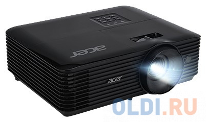 Фото - Проектор Acer X1126AH 800x600 4000 люмен 20000:1 черный MR.JR711.001 проектор acer p5327w черный [mr jlr11 001]