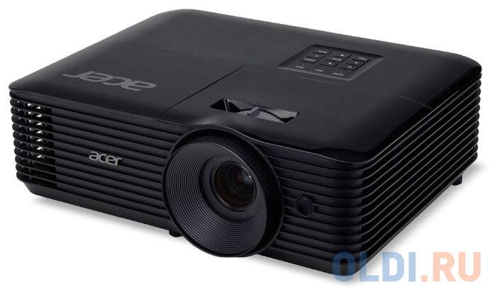 Проектор Acer X1227i DLP 4000Lm (1024x768) 20000:1 ресурс лампы:6000часов 1xHDMI 2.75кг проектор acer x138wh dlp mr jq911 001