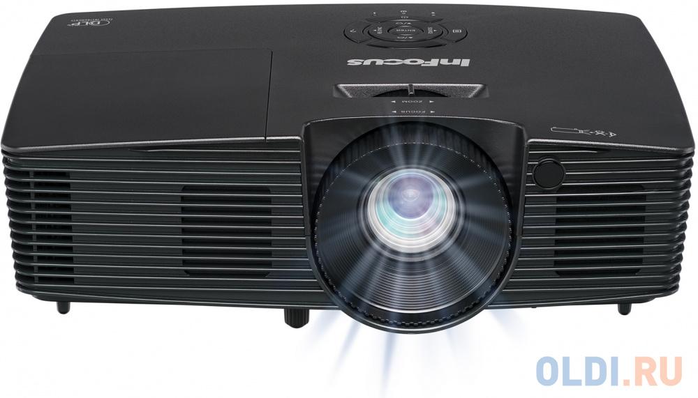 Фото - Проектор InFocus IN116xa 1280x800 3800 люмен 26000:1 черный проектор