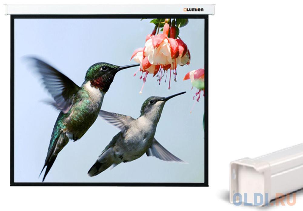 Экран настенный Lumien Master Control 184x220 см LMC-100113 экран настенный lumien 203x203см master control lmc 100103 1 1 рулонный