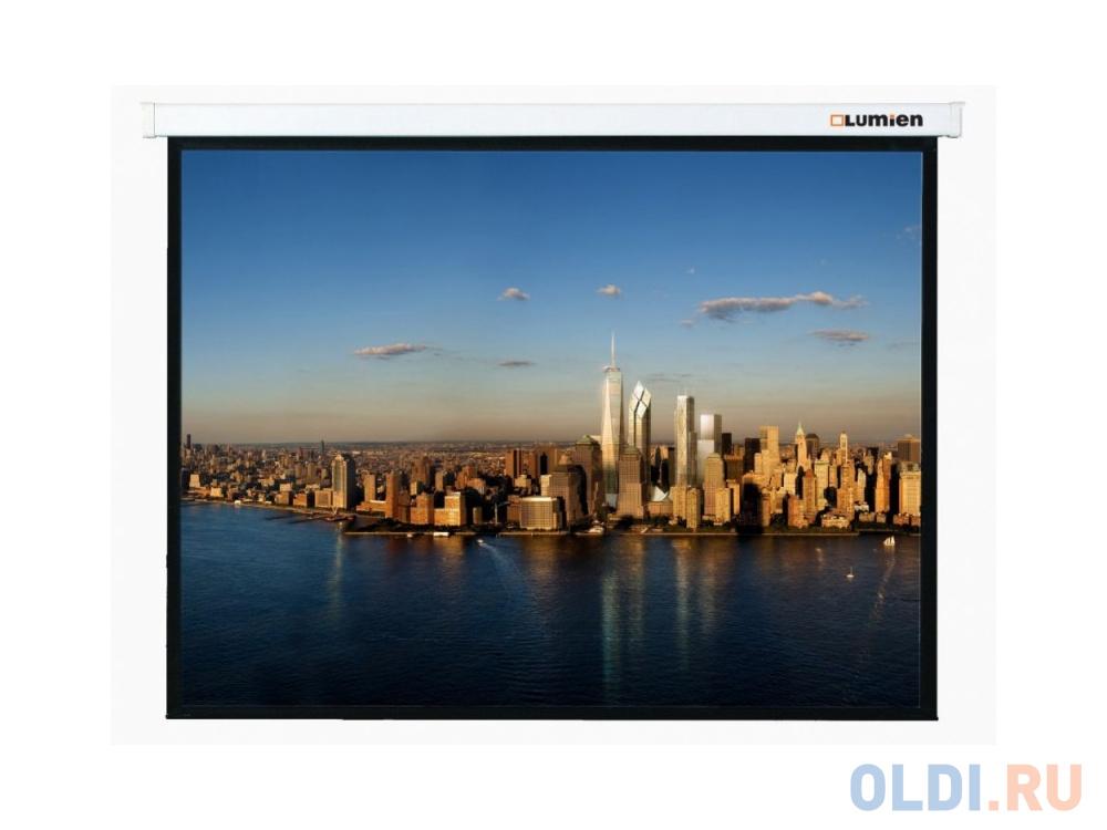 Фото - Экран настенный Lumien Master Picture 244х244см Matte White FiberGlass LMP-100106 экран для проектора lumien master portable 198x190 lmpr 100106