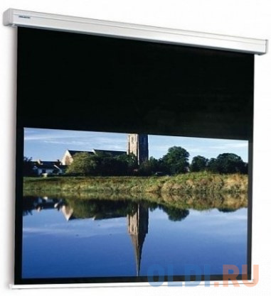 [10101984] Экран Projecta Compact Electrol 128х220 см (95) Matte White с эл/приводом 16:9.