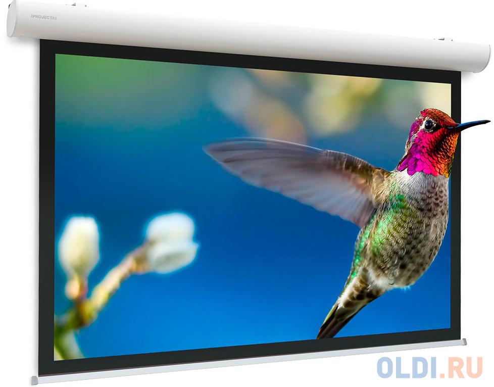 Экран PROJECTA Проекционный экран настенно-потолочный 16:10 мат бел отраж.