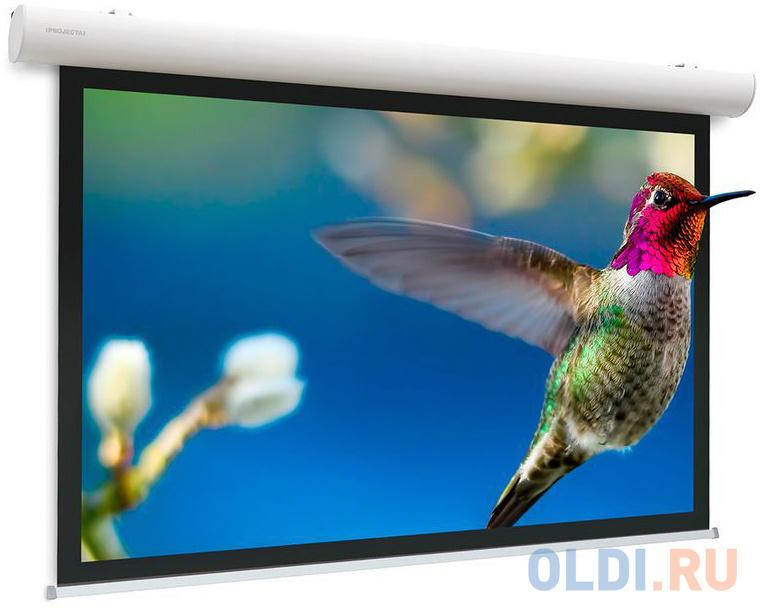Экран PROJECTA Проекционный экран настенно-потолочный, 16:10, мат бел отраж, 2