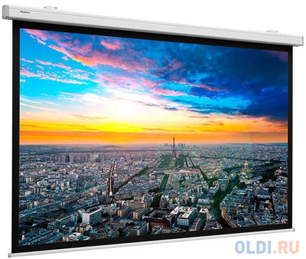 [10101166] Экран Projecta Compact Electrol 117х200 см (86) Matte White с эл/приводом 16:9.