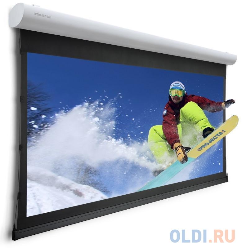 [10102106] Экран Projecta Elpro Concept 173x300 см (131) High Contrast с эл/приводом доп.черная кайма 20 см 16:9.