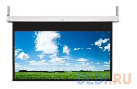 [10103124] Экран Projecta Descender Electrol 196x340 см (149) Matte White с эл/приводом доп. черная кайма 20 см 16:9.