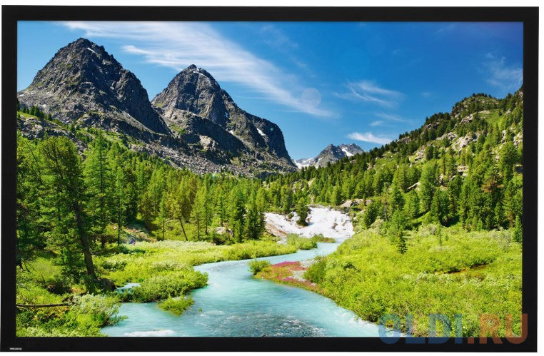 [10600446] Экран Projecta HomeScreen Deluxe 204x316см (130) HD Progressive 0.9 16:10.