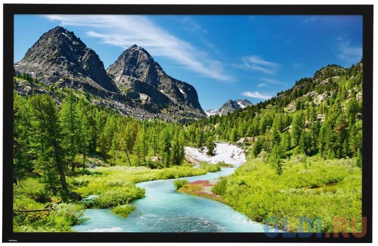 [10690486/10600614] Экран Projecta HomeScreen Deluxe 140x236см (98) HD Progressive 1.1 Perforated 16:9.