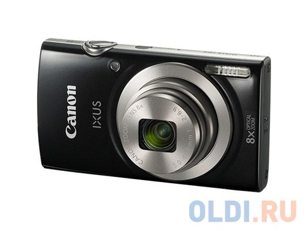 Фотоаппарат Canon IXUS 185 (1803C001) Black