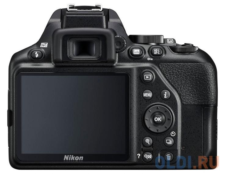 Зеркальный фотоаппарат Nikon D3500 Black KIT 18-140mm P VR (VBA550K004) Black