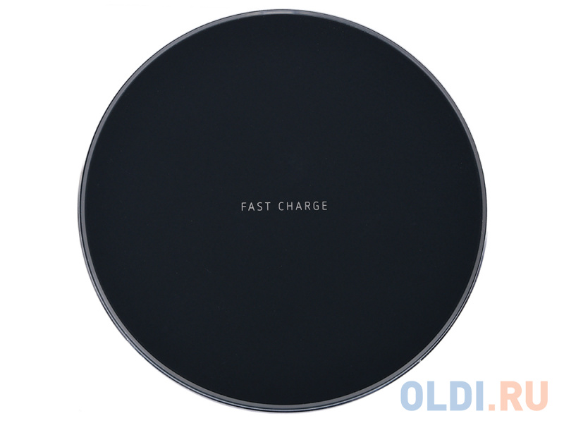 Беспроводное зарядное устройство LAB.C Wireless Fast Charging Pad. Цвет черный. беспроводное зарядное устройство neo q1 quick