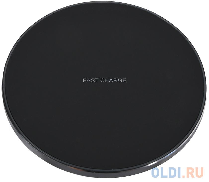 Беспроводное зарядное устройство VCOM Telecom CAD-M162 2А черный беспроводное зарядное устройство smartbuy sbp w 054 черный