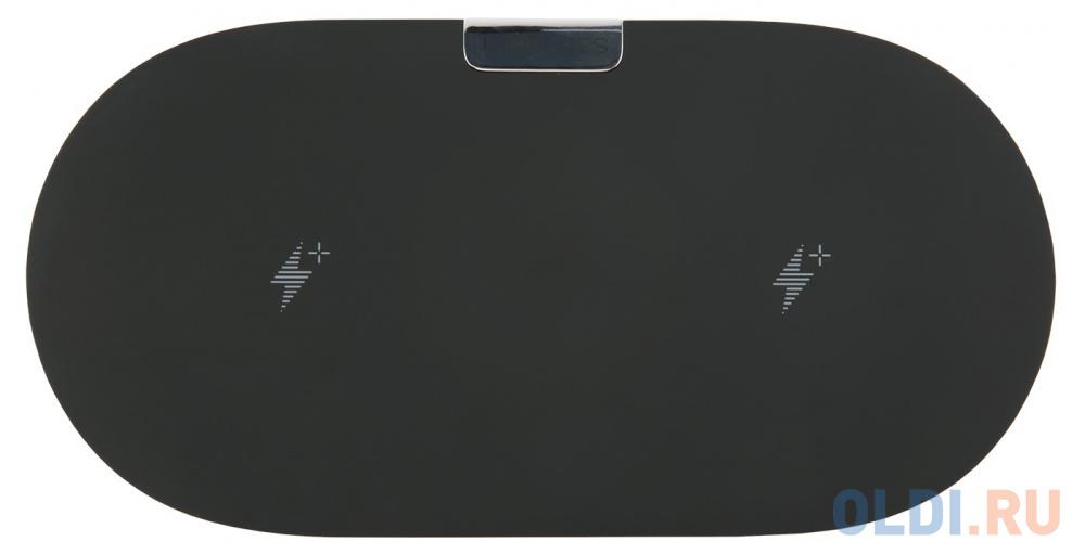 Беспроводное зарядное устройство Red Line Qi-06 2А USB-C черный УТ000015895