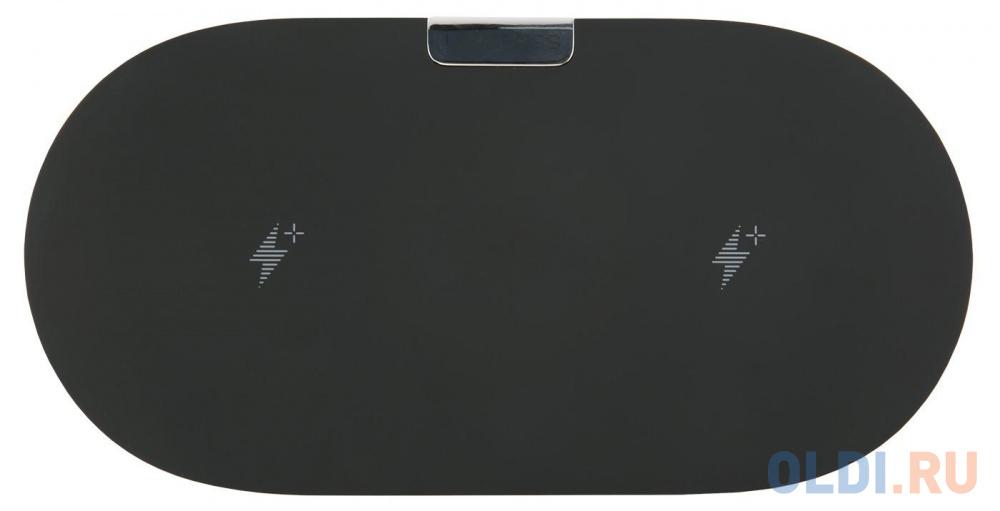 Беспроводное зарядное устройство Red Line Qi-06 USB-C 2А черный УТ000015895 беспроводное зарядное устройство smartbuy sbp w 054 черный