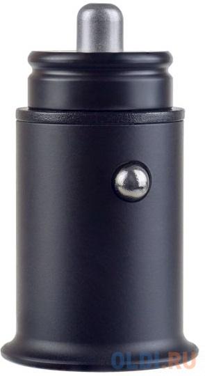 """PERFEO Автомобильное зарядное устройство с двумя разъемами USB, 2x2.4А, черный, """"AUTO 2"""" (PF_A4457)"""