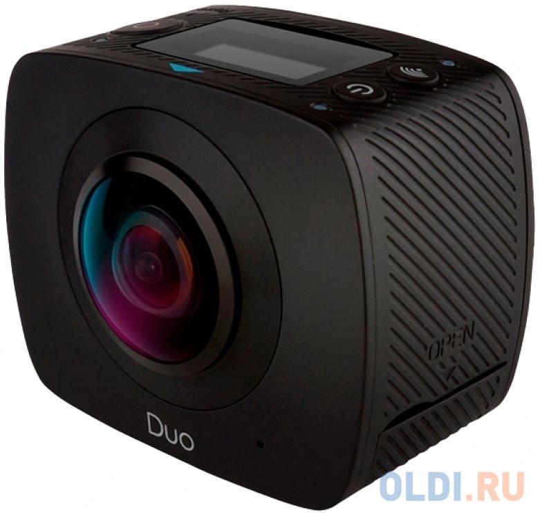 Экшн-камера Gigabyte Jolt Duo черный 2Q002-OMN00-420S.
