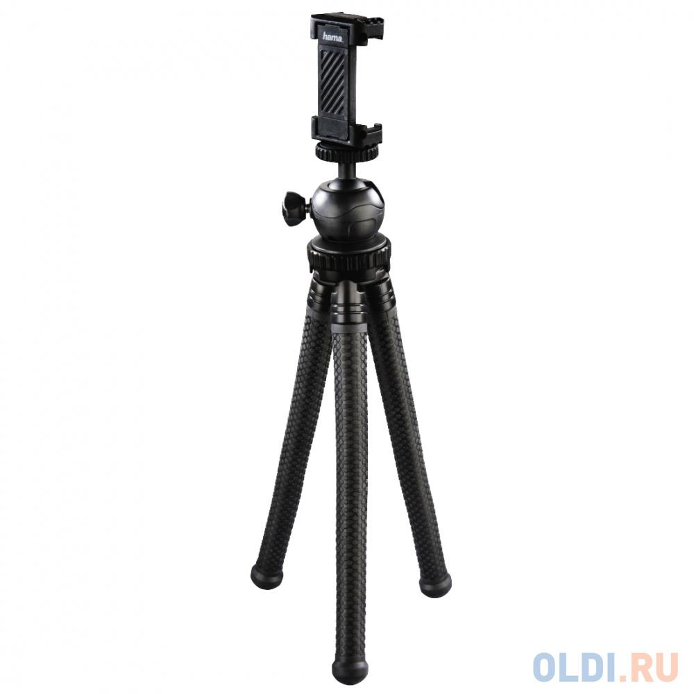 Штатив Hama FlexPro универсальный черный алюминиевый сплав (348гр.)