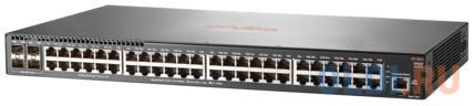 Коммутатор HP Aruba 2930F 48G 4SFP JL260A