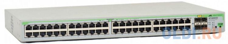Коммутатор Allied Telesis AT-FS750/52-50 неуправляемый 48 портов 10/100/1000Mbps